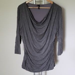 Maurices Cowl Neck Top